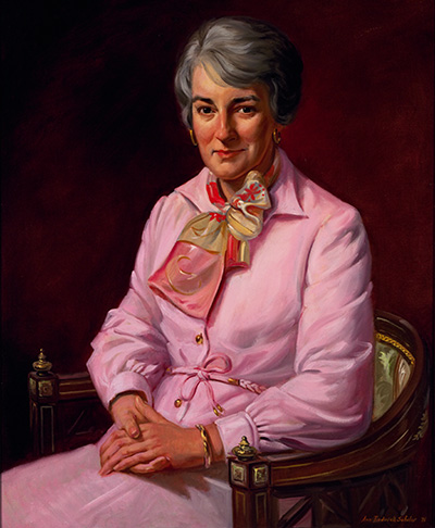 Portrait of Doris Marie Armstrong