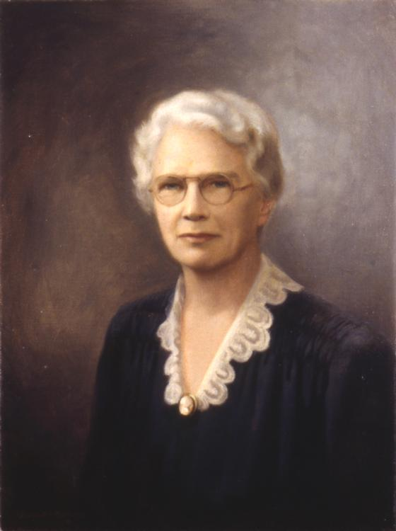 Portrait of Loula Esdale Kennedy