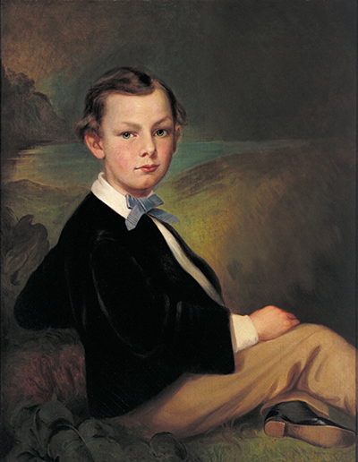 Portrait of William Stewart Halsted