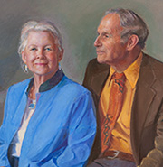 Susan Pardee Baker and Timothy Danforth Baker