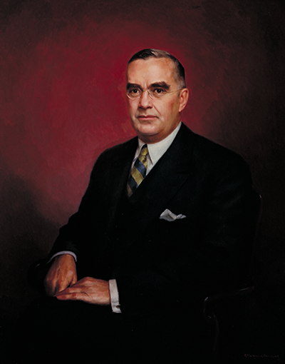 Portrait of William Wallace Lanahan, Sr.