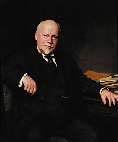 Portrait of William Henry Welch